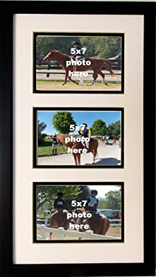 Horse Racing Wooden Photo Frame 6 x 4 Landscape or Portrait Racing Gift