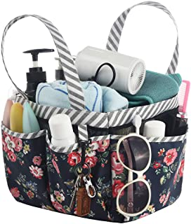 Haundry Shower Caddy Basket, Portable Mesh Shower Bag for Dorm, Camp Gym