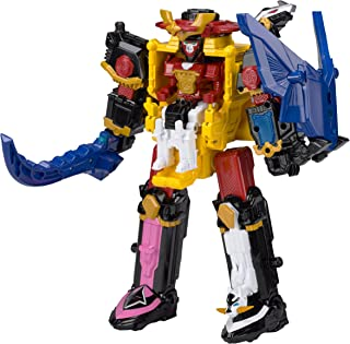 Power Rangers Megazord (acero 43596Ninja , color/modelo surtido