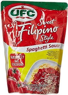 UFC Spaghetti Sauce Sweet Filipino Style, 500 gm