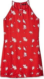 Only Womens Giza Short Floral Dress Dress