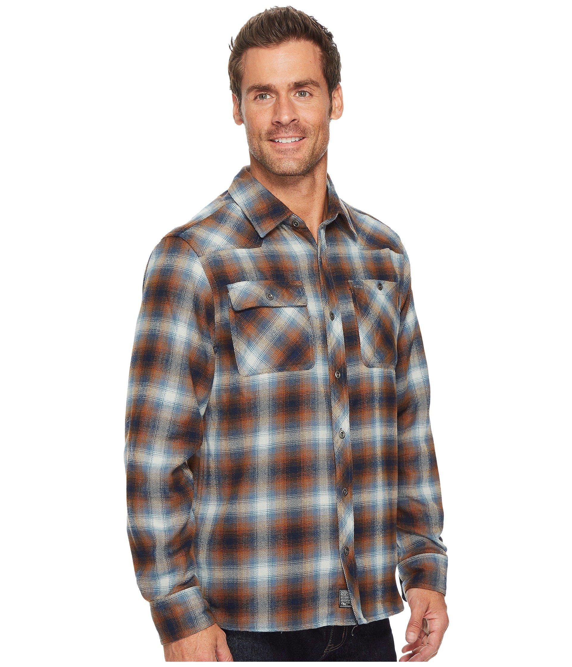 Outdoor Research Shirt™ Night Flannel Feedback saddle qSrwqHB
