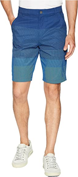 PWRCOOL Mesh Fade Shorts