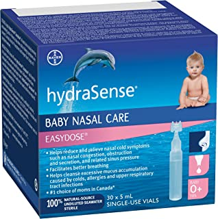 Hydrasense Easy Doses Inf 30x5ml