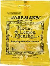 Jakemans Honey & Lemon Bags 100g