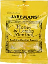 Jakemans Honey & Lemon Bags 100g