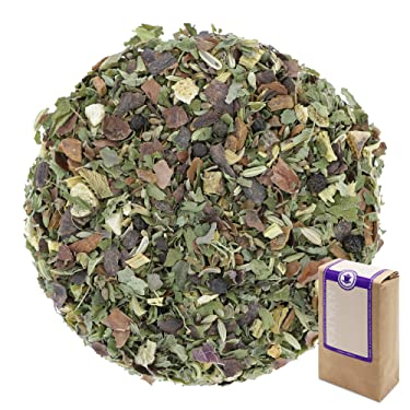 "Núm. 1129: Té de hierbas orgánico ""Daily Relax (descanso diario)"" - hojas sueltas ecológico - 100 g - GAIWAN® GERMANY"