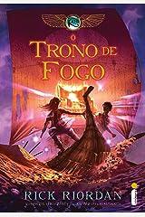 O trono de fogo (As crônicas do Kane Livro 2) eBook Kindle