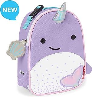 Skip Hop Zoo - Fiambrera térmica para niños, Narwhal, 1ea