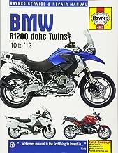 BMW R1200 dohc Twins: '10 to '12 (Haynes Service & Repair Manual)