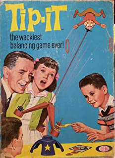Tip-It! The Original, Vintage 1965 Tipping Game from Ideal