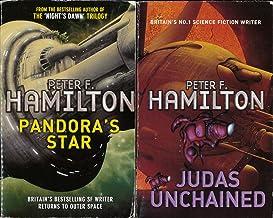 The Commonwealth Saga: Pandora's Star/Judas Unchained (2 Book Set)