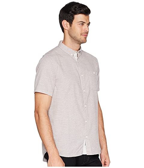 Manga Waterfalls Quiksilver corta Vineyard Wine Top 5A0qnFpw