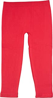 Baby Leggings, Toddler Seamless Soft Cotton Knit Pants for Girls and Boys