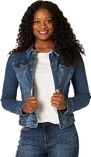 Women's Stretch Denim Jacket