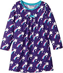 Shooting Stars Night Dress (Toddler/Little Kids/Big Kids)