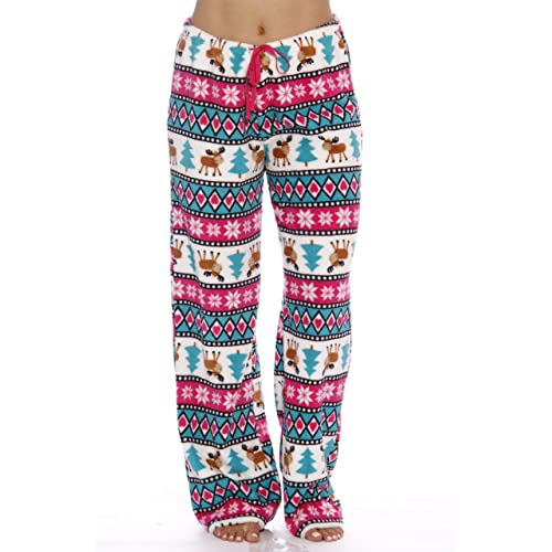 3082d44f97de Just Love Women s Plush Pajama Pants - Petite to Plus Size Pajamas