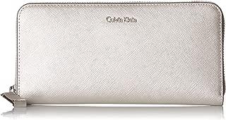Calvin Klein womens Calvin Klein Key Item Saffiano Wallet