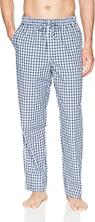 Men's Straight-Fit Woven Pajama Pant