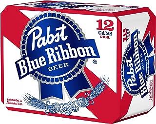 Pabst Blue Ribbon 缶 [ ラガータイプ アメリカ 355ml×12本 ]
