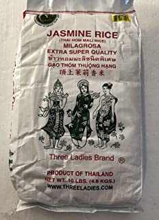 Best three ladies jasmine rice Reviews