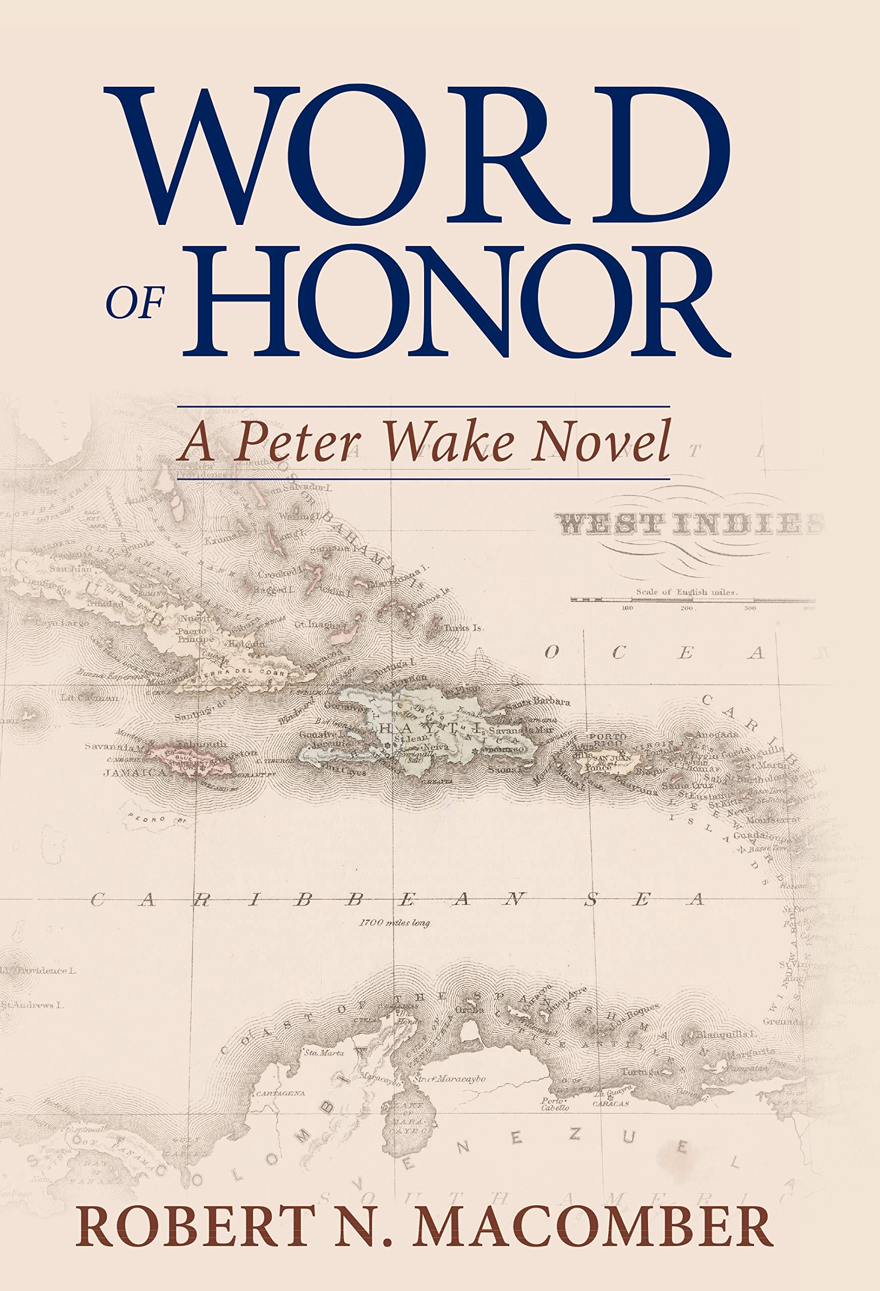 Word of Honor: A Peter Wake Novel