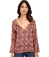 Sanctuary - Lyric Boho Top
