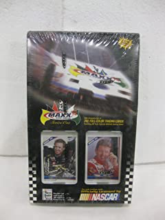 Maxx Race Cards Series 1 1994 Complete 240 Full Color Trading Cards Featuring All Your Favorite Nascar Racing Stars