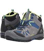 Merrell Kids Capra Mid Waterproof (Big Kid)