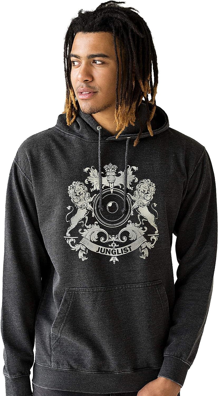 Junglist Coat Of Arms お得 Hoodie Men's – Printed Sweatshirt ●日本正規品● Women's