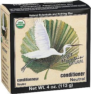 Light Mountain, Hair Color Neutral Organic, 4 Ounce