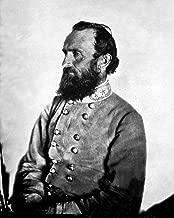Gen. Stonewall Jackson Photo Civil War American History Photos 8x10