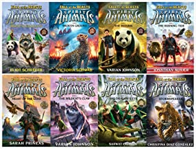 Spirit Animals: Fall of the Beasts Series Complete Books Set (8 Books) - Immortal Guardians, Broken Ground, The Return, Th...