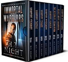 Immortal Warriors: Books Seventeen to Twenty-four (The Boxed Sets Book 3)