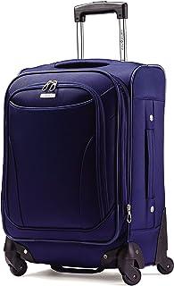 """Samsonite Bartlett 20"""" Spinner Luggage Sapphire"""