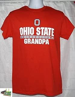 Ohio State Buckeyes Grandpa t-Shirt (S-5x)