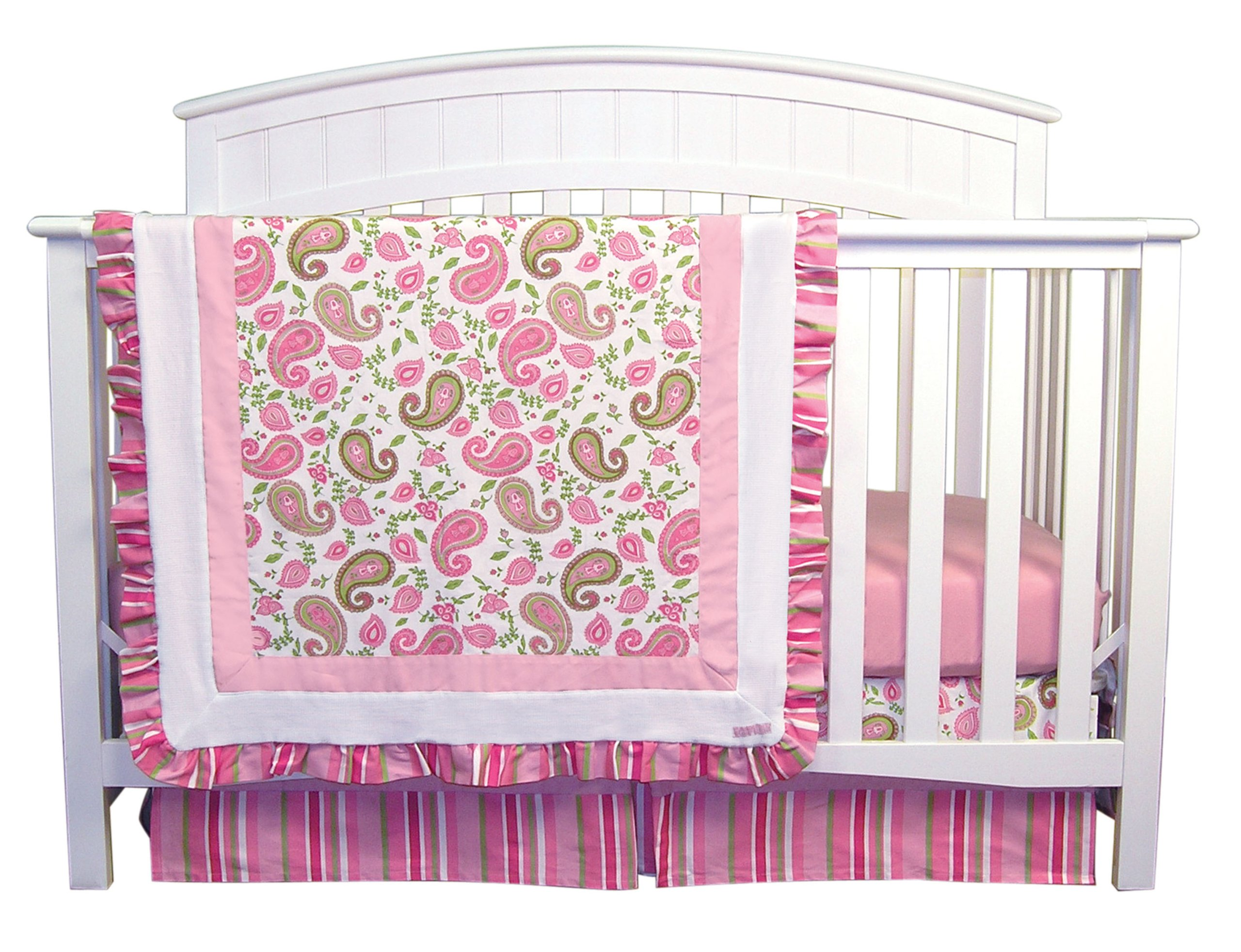 Paisley Pattern Baby Bedding Sewing Patterns For Baby