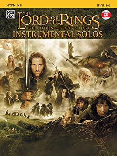 Lord of the Rings Instrumental Solos: French Horn