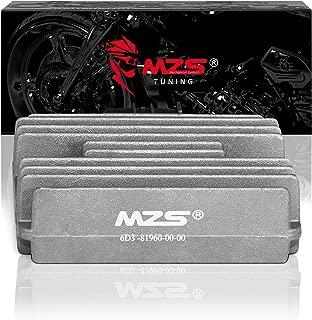 MZS Voltage Regulator Rectifier for Yamaha 6D3-81960-00-00 68V-81960-00-00 T-TLR F-TLR F-TXR LF-TXR/Mercury Mariner Outboard 881346T 4-Stroke 60-115 HP