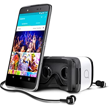 Alcatel Idol 4 - Smartphone Libre Android (Pantalla 5.2