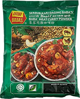 Baba's Meat Curry Powder, 1 kg