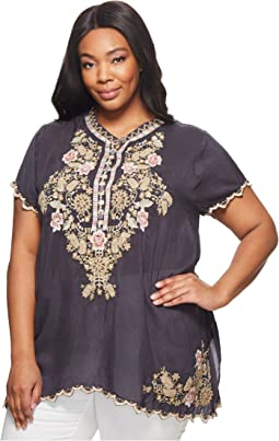 Plus Size Talum Tunic