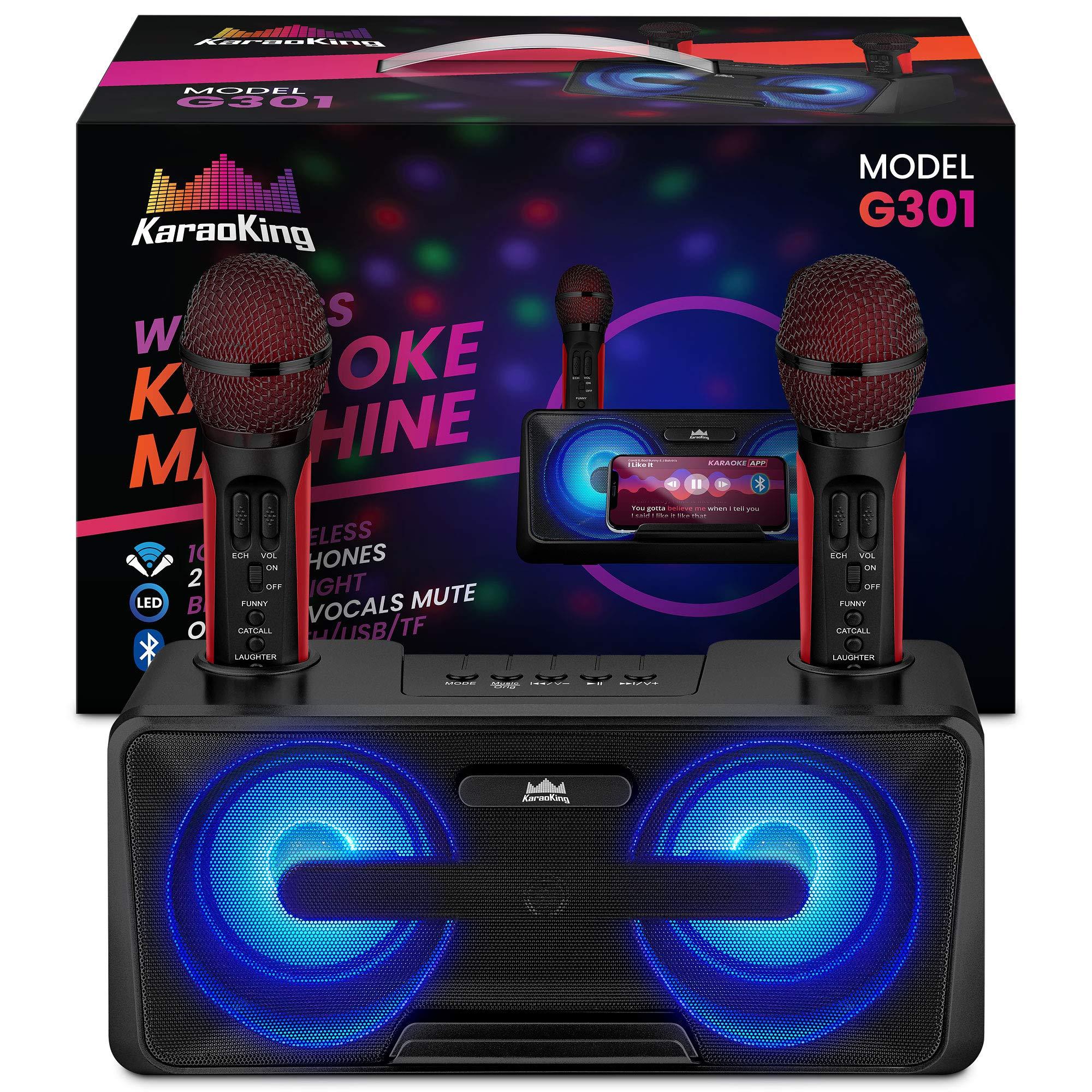 KaraoKing New 2020 Karaoke Machine