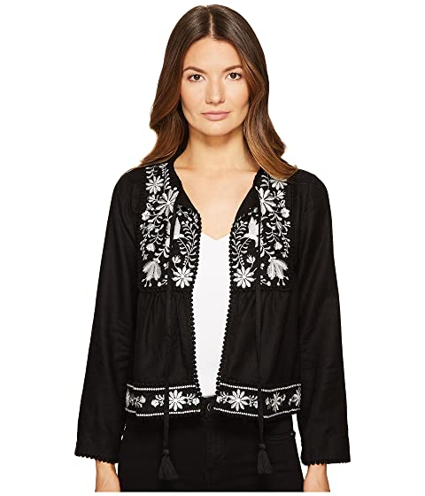 Kate York Embroidered Spade Jacket New Aq8qTxY