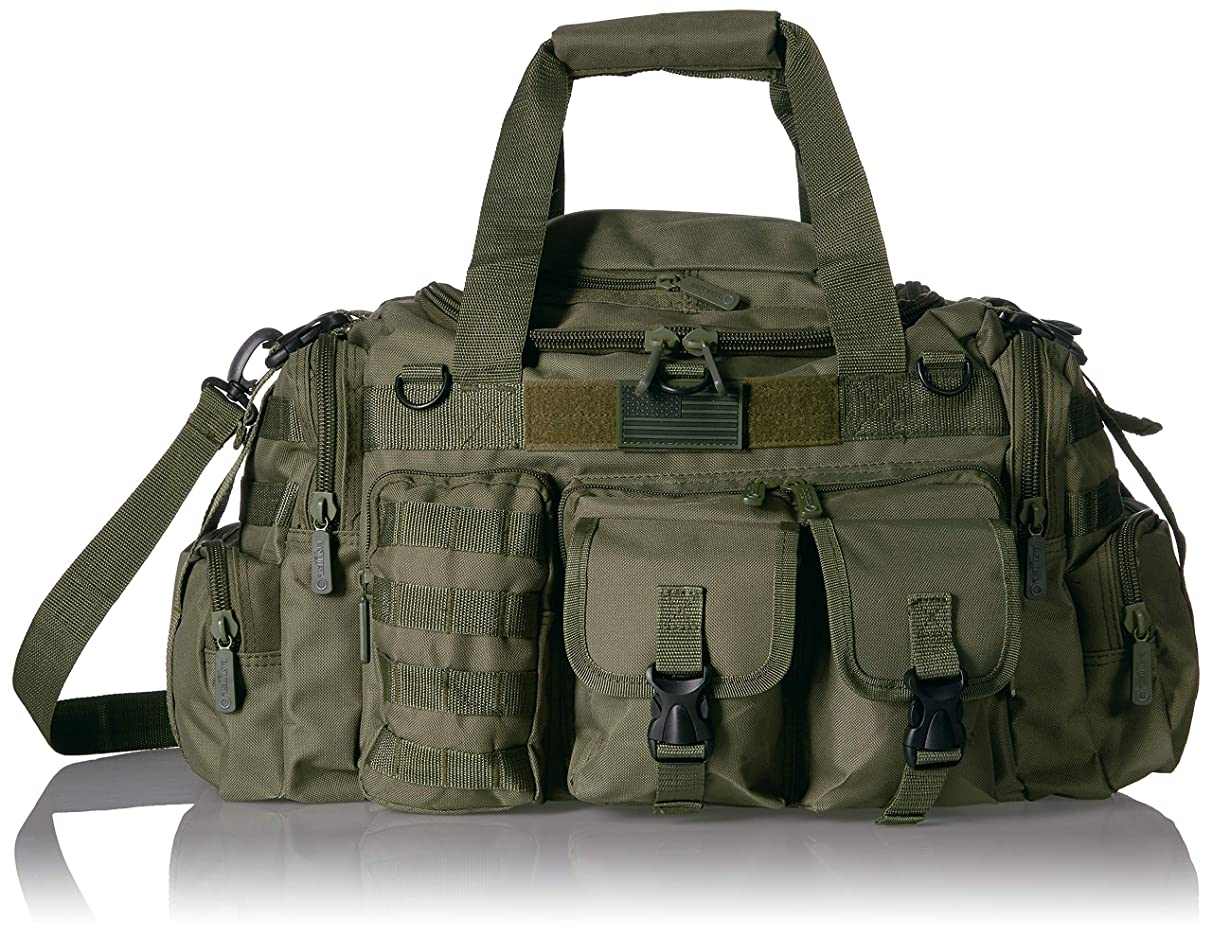 East West U.S.A Tactical Outdoor Multi Pockets Heavy Duty 22