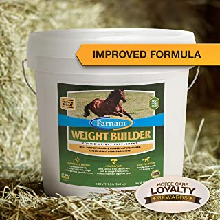 Farnam Weight Builder Equine Weight Supplement