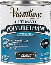 Rust-Oleum 200041H Water-Based Poleurethane, 1-Quart, Gloss Finish