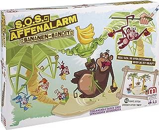 Juegos Mattel - Monos Locos Roba-Bananas (Mattel BFV25): Amazon.es ...