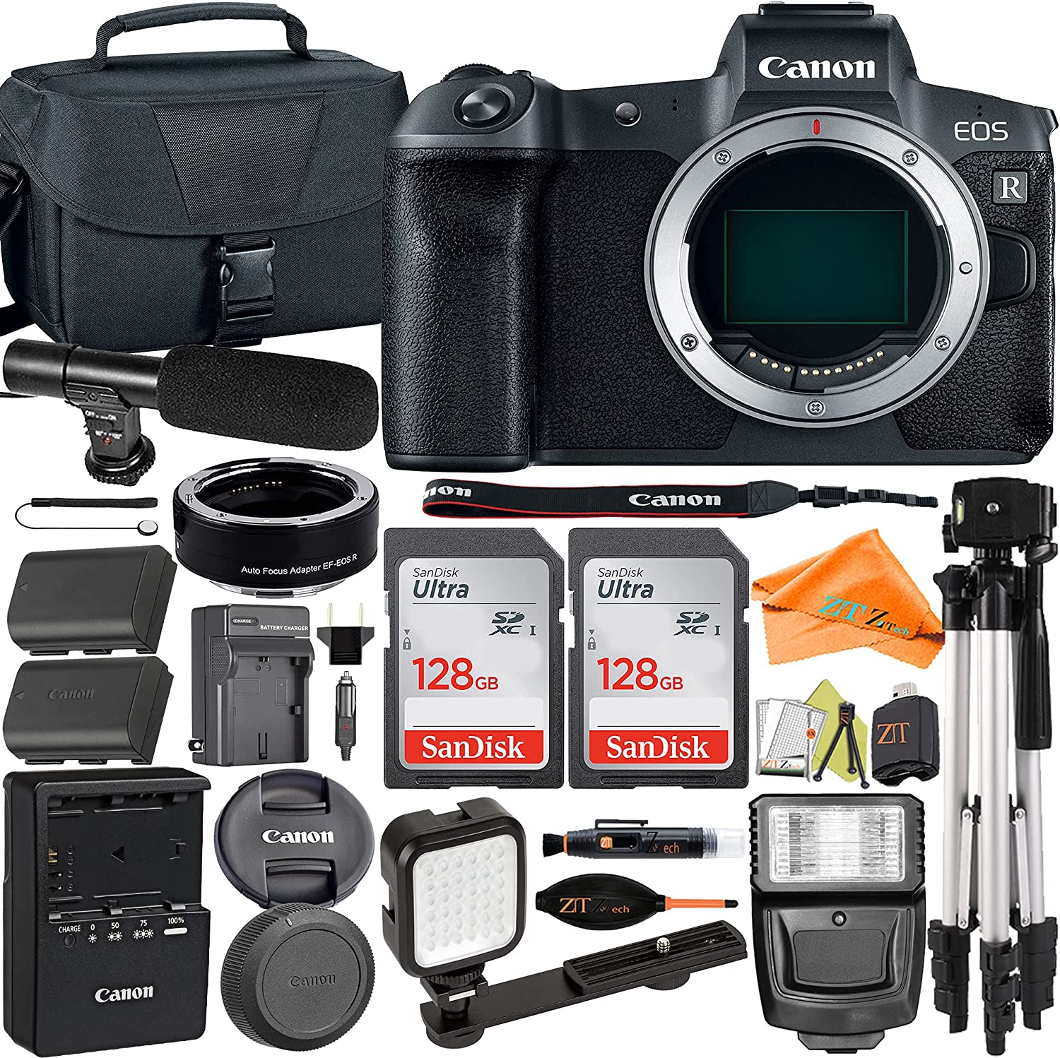 Canon EOS R Mirrorless Digital Max 68% OFF Camera Full 30.3MP Fr Body Limited price sale Only