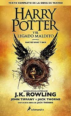 Harry Potter - Spanish: Harry Potter y El Legado Maldito (Spanish Edition)